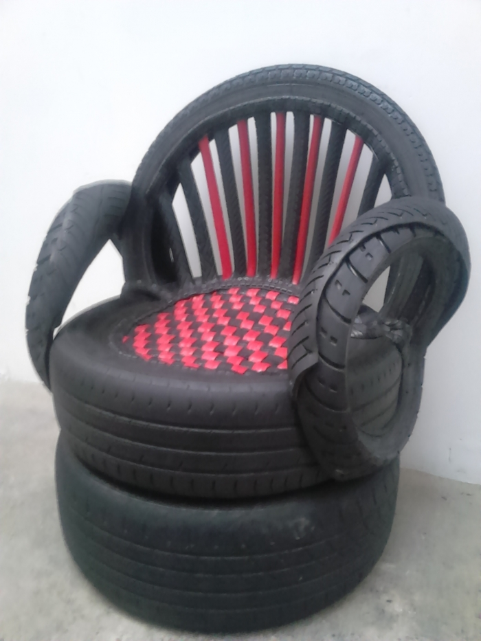 tyre furniture africa | chuffed | non-profit charity and social