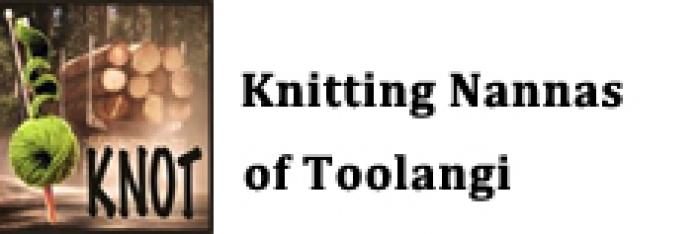 Knitting nannas of Toolangi