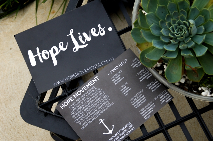 Hope Movement Resource Cards