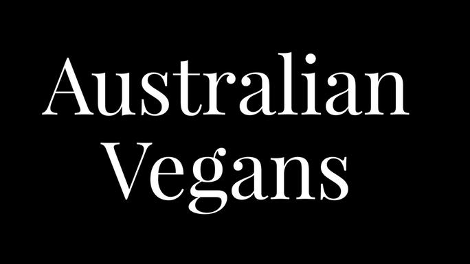 Vegan dating in Sydney