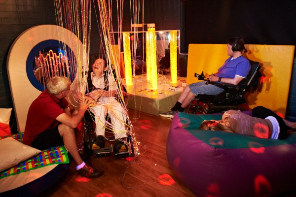 Help People With Disabilities Access Sensory Therapies
